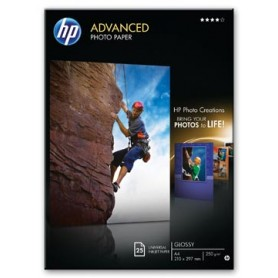 HP Advanced papier photo ft A3, 250 g, paquet de 20 feuilles, brillant