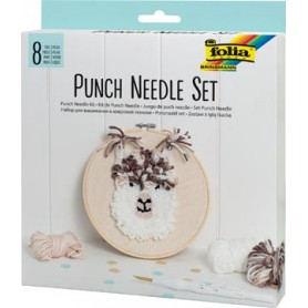 Folia Punch Needle set