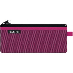 Leitz WOW Pochette, M, 2 compartiments, rose