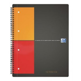 Oxford cahier International Notebook Connect, avec pages à scanner, 160 pages, f