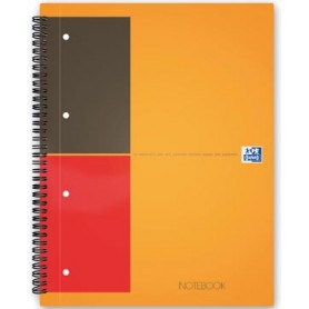 Oxford INTERNATIONAL Notebook Connect, sans pages à scanner, 160 pages, ft A5 ,