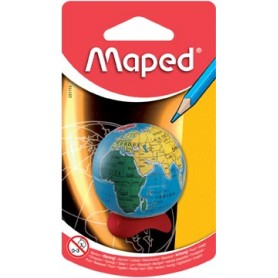 Maped taille-crayon Globe sous blister