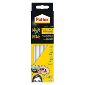 Pattex bâtonnets de colle Made At Home, blister de 10 pièces