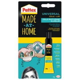 Pattex Made At Home colle multi-usage tube de 20 g sous blister
