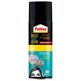 Pattex Made At Home colle en spray permanent 400 ml