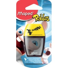 TAILLE-CRAYON RABBIDS 1G BLS