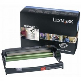 Lexmark Kit tambour - 25000 pages - X203H22G