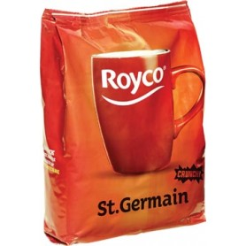 Royco Minute Soup St.-Germain, pour automates, 140 ml, 80 portions