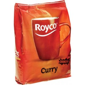 Royco Minute Soup curry indien, pour automates, 140 ml, 80 portions