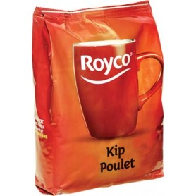 Royco Minute Soup poulet, pour automates, 140 ml, 130 portions
