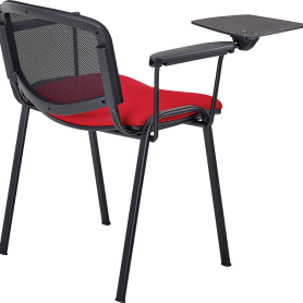 CHAISE MULTI USAGES EMPLILABLES  LENA ROUGE