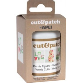 Apli vernis colle Cut   Patch, flacon de 100 ml