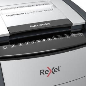Rexel Optimum Auto  600M destructeur de documents