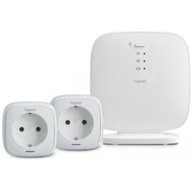 Gigaset Smart Home Pack plug avec station de base et 2 prises intelligentes