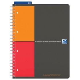 Oxford INTERNATIONAL Managerbook, ft A4 , 160 pages