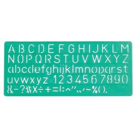 Linex trace-lettres, 10 mm