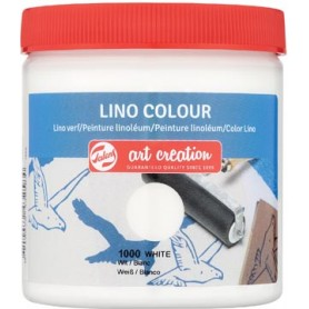Talens Art Creation peinture linoléum, blanc