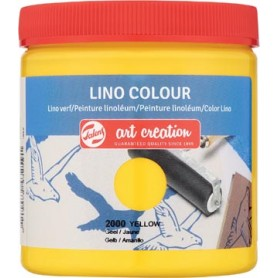 Talens Art Creation peinture linoléum, jaune