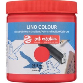 Talens Art Creation peinture linoléum, rouge