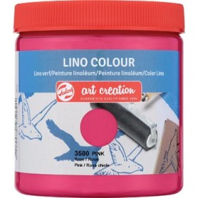 Talens Art Creation peinture linoléum, rose